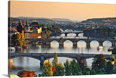 Europe, Czech Republic, Central Bohemia Region, Prague