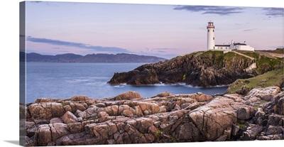 Fanad Head lighthouse, County Donegal, Ulster region, Ireland