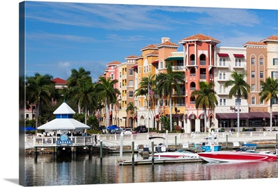 Florida, Gulf Coast, Naples, Bayfront