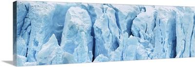 Glacier Detail, Argentina, Santa Cruz, South Of Peninsula Magellanes, Patagonia, Andes