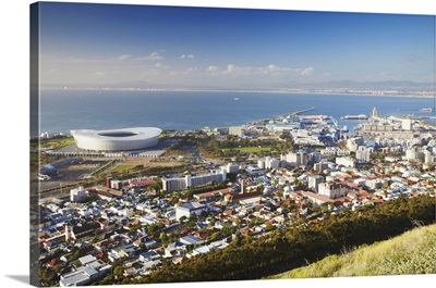 Green Point Stadium and Victoria and Alfred Waterfront, Cape Town, South Africa