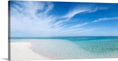 Hatenohama Beach, Kumejima Island, Okinawa, Japan