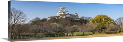 Himeji Castle, Himeji, Kansai, Honshu, Japan