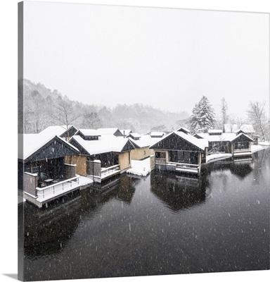 Hoshinoya resort in Karuizawa, Nagano Prefecture, Japan