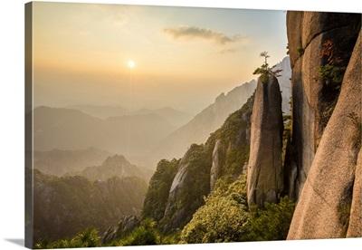 Huangshan, Yellow Mountains, Zhonghua-Anhui, China