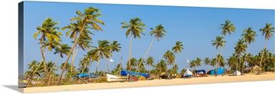India, Goa, Colva Beach