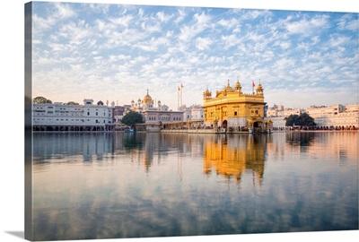 India, Punjab, Amritsar, Golden Temple, The Harmandir Sahib, Amrit Sagar, Lake Of Nectar