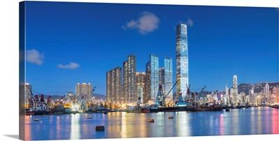 International Commerce Centre, West Kowloon, Hong Kong, China