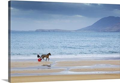 Ireland, County Donegal, Fanad, Ballymastoker bay