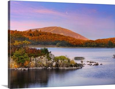 Ireland, County Mayo, Pontoon