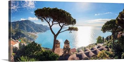 Italy, Amalfi Coast, Ravello, Villa Rufolo