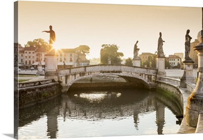 Italy, Italia, Veneto, Padova district, Padua, Padova, Prato della Valle