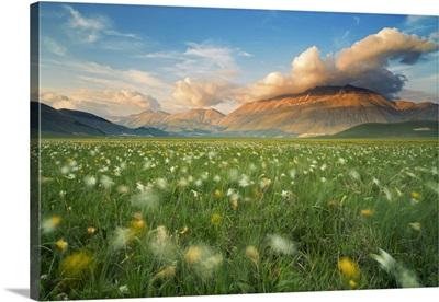Italy, Marche, Sibillini National Park