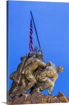 Iwo Jima Memorial at Arlington National Cemetery, Washington DC