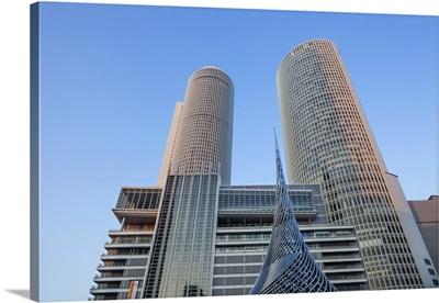 Japan, Honshu, Aichi, Nagoya, JR Central Towers