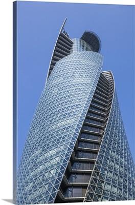 Japan, Honshu, Aichi, Nagoya, Mode Gakuen Spiral Tower Building