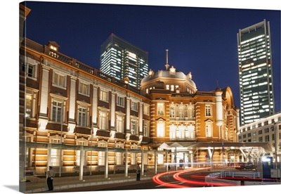 Japan, Honshu, Kanto, Tokyo, Tokyo Station