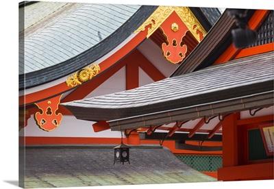 Japan, Kyoto, Fushimi Inari Shrine