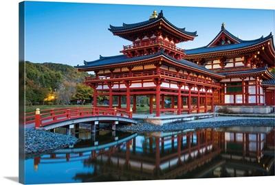 Japan, Kyoto, Uji, Byodoin Temple