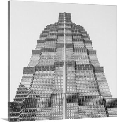 Jin Mao Tower,Lujiazui, Pudong, Shanghai, China