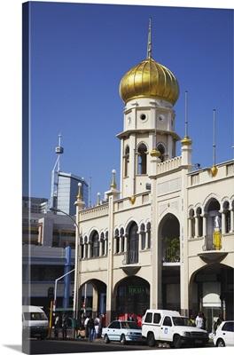 Juma Mosque, Durban, KwaZulu-Natal, South Africa