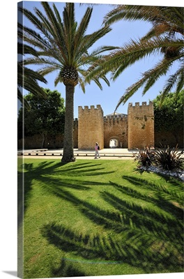 Lagos castle, Algarve, Portugal