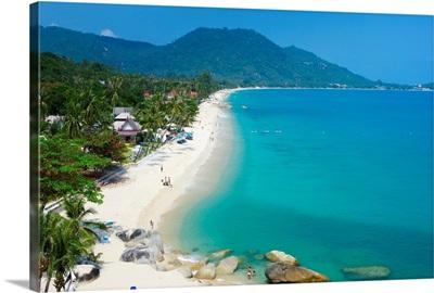 Lamai Beach, Ko Samui Island, Thailand