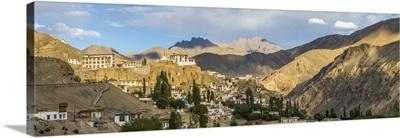 Lamayuru village, Indus Valley, Ladakh, India