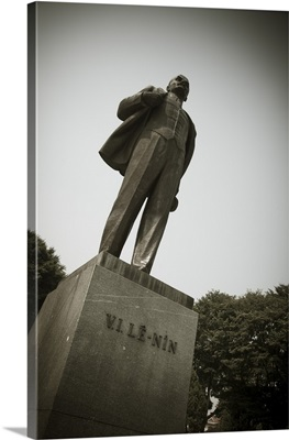 Lenin Statue, Ba Dinh district, Hanoi, Vietnam