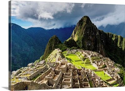Machu Picchu Ruins, Cusco Region, Peru