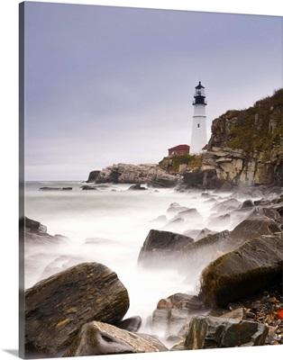 Maine, Portland, Portland Head Lighthouse