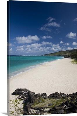 Mauritius, Rodrigues Island, St. Francois, St. Francois Beach