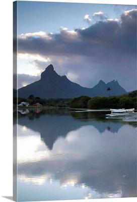 Mauritius, Western Mauritius, Tamarin, Montagne du Rempart mountain