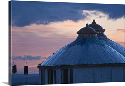 Mongolia, Bayangobi and Ger camp
