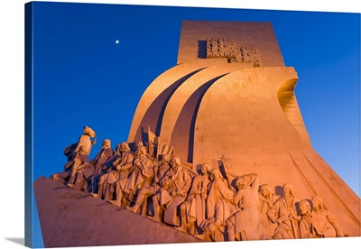 Monument Of The Discoveries, Belem, Lisbon, Portugal,