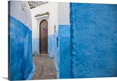 Morocco, Al-Magreb, Kasbah of the Udayas in Rabat