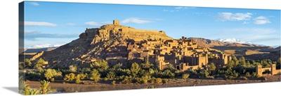 Morocco, Sous-Massa (Sous-Massa-Draa), Ouarzazate Province. Ksar of Ait Ben Haddou