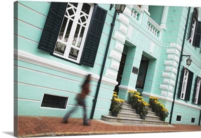 Museum of Taipa and Coloane History, Taipa Village, Taipa, Macau, China