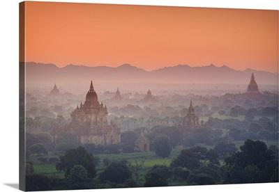 Myanmar, Temples of Bagan