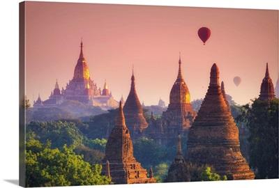 Myanmar, Temples of Bagan, Ananda Temple