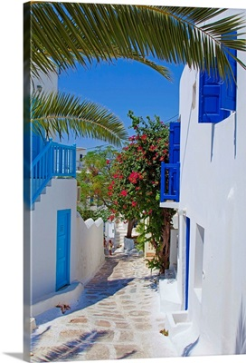 Mykonos, Cyclades Islands, Greece, Europe