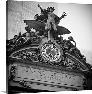 New York City, Manhattan, Midtown, Grand Central Station
