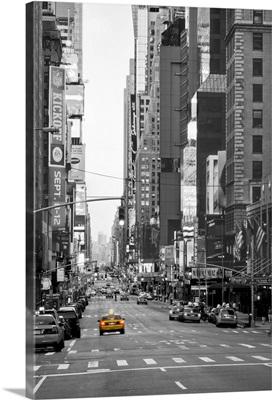 New York, Manhattan, Midtown, 7th Avenue