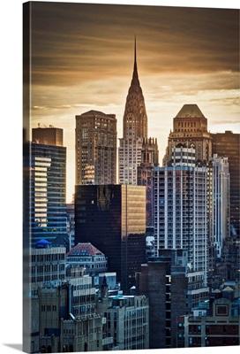New York, Manhattan, Midtown, Chrysler Building