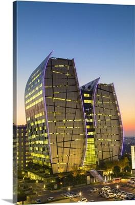 Norton Rose Fulbright building (Alice Lane Towers), Sandton, Johannesburg, South Africa