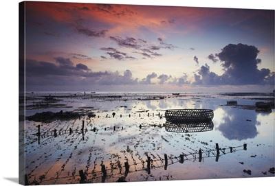 Nusa Lembongan at dawn, Bali, Indonesia