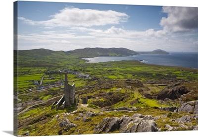 Old copper mine, Allihies, Beara Peninsula, Co. Cork and Co. Kerry, Ireland