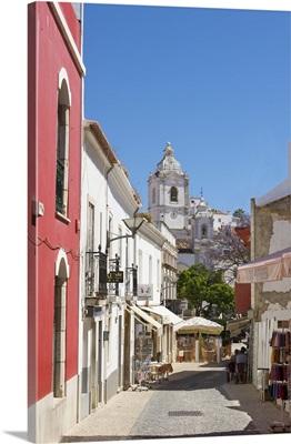 Old Town of Lagos, Algarve, Portugal