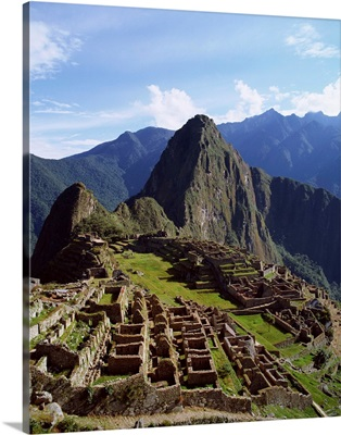 Peru, Cuzco, Machu Picchu