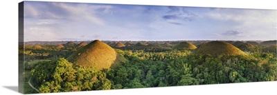 Philippines, Bohol, Chocolate Hills